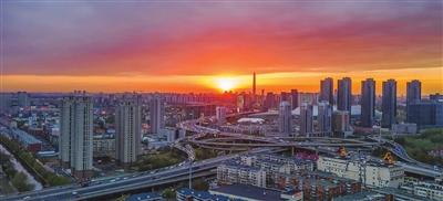 探访天津市首条装配式建筑生产线